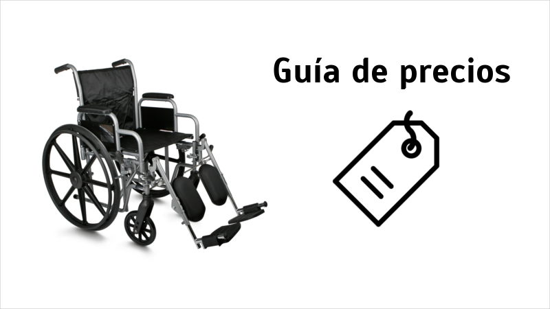 Cu les son los precios de sillas de ruedas casa home care for Costo de sillas para escritorio